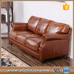 Cheap Chesterfield Leather Sofa Furniture