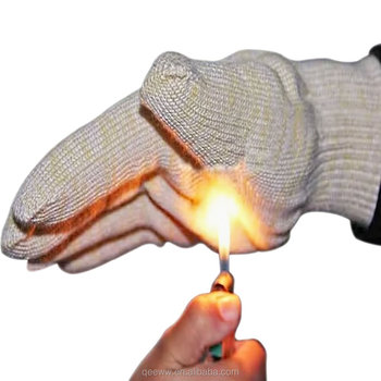 Wholesale Heat Resistant Gloves Anti Fire Anti Slip BBQ Silicon Gloves
