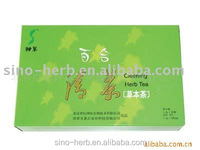 Good For Health Chinese Herb Teabag Protect Lungs Lily Cleaning Herbal Tea