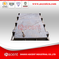 Manhole Covers/Locking System Manhole Cover