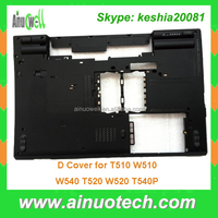 Brand New laptop cover for lenovo T510 W540 T520 T520i W520 T540P W510 T530 T530i W530 laptop bottom cover D shell