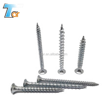 galvanized / phosphated <strong>drywall</strong> <strong>screws</strong> DIN18182
