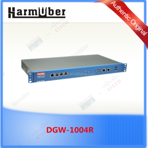 High Performance OpenVox E1/T1 VoIP Gateway DGW-1004R Digital Gateway Up to 120 Concurrent Calls