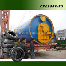 High quality waste tyres to diesel plant