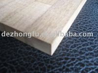 finger jointed Chinese walnut board