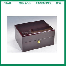 New design top quality wooden watch box