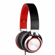 free sample promotional items wired stereo headphones headset from factory