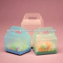 New innovative plastic gifts,toys packaging suitcase box