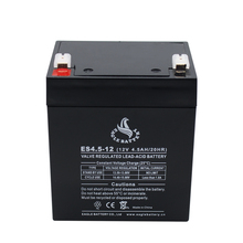 12v 5ah AGM VRLA Gel rechargeable storage battery