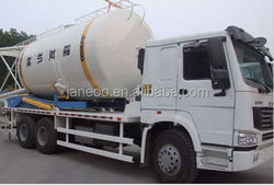 Hot Sale dry-mixed mortar tank truck