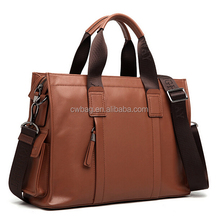 leather office bags for men made in China for wholesale and OEM