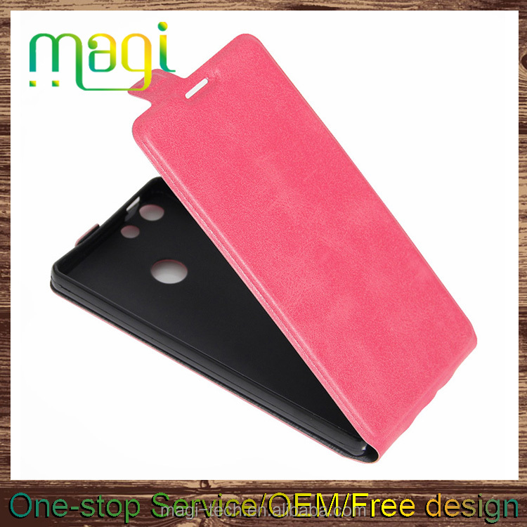 Magnetic Flip PU Leather Wallet Case with Photo Frame Card Holder Smart Stand Mobile