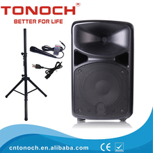 15 Inch PA system Excellent Sound high power speaker box