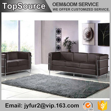 European style living room le corbusier replica sofa set designs and prices