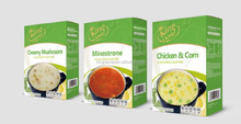 instant SOUP-OEM ORDER-PRIVATE LABEL