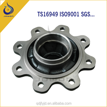 Sand cast iron parts for truck wheel axle and barke system