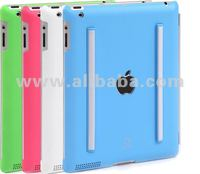 new arrival 2012 hot products, Case for new iPad attached a pair of rails on rear Side.