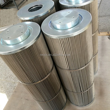 Large Crude Oil Filter A8021-13-04 for Refrigeration Compressor