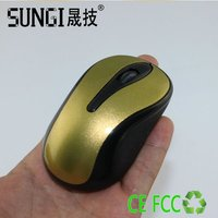 2012 New 2.4G Fingerprint optical mouse
