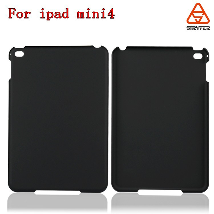 hot new products for 2015 New for IPAD tablet cases, Custom PU leather case phone black cover for Ipad mini 4