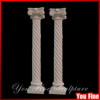 Stock Stone Decorative Wall Pillars Stone Natural Stone Pillar