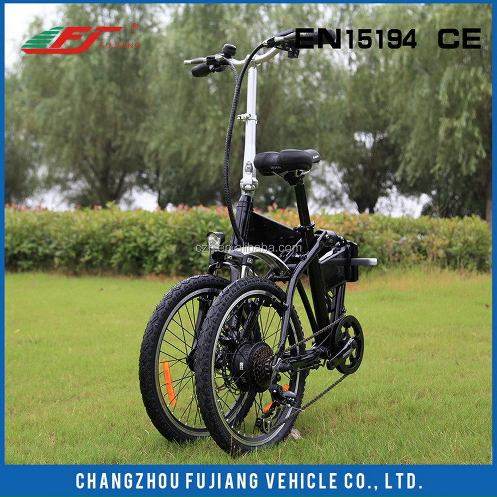 FJ-TDM02 made in china lightweight mini folding bike CE EN15194