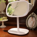 New Arrival Led Light Touch Sensor Switch Table Lamp Makeup Mirror With Usb Factory