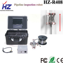 "Underwater robotic crawler inspection camera system with 7"" high definition monitor"
