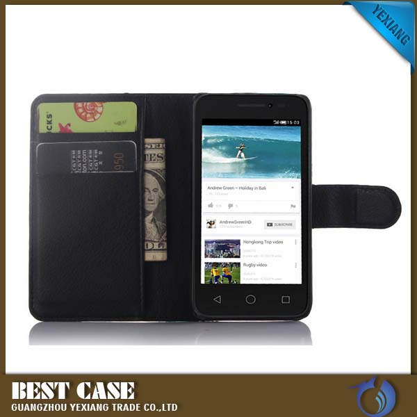 Yexiang Best Case Wallet Style Leather Case For HTC Incredible s s710e Back Cover