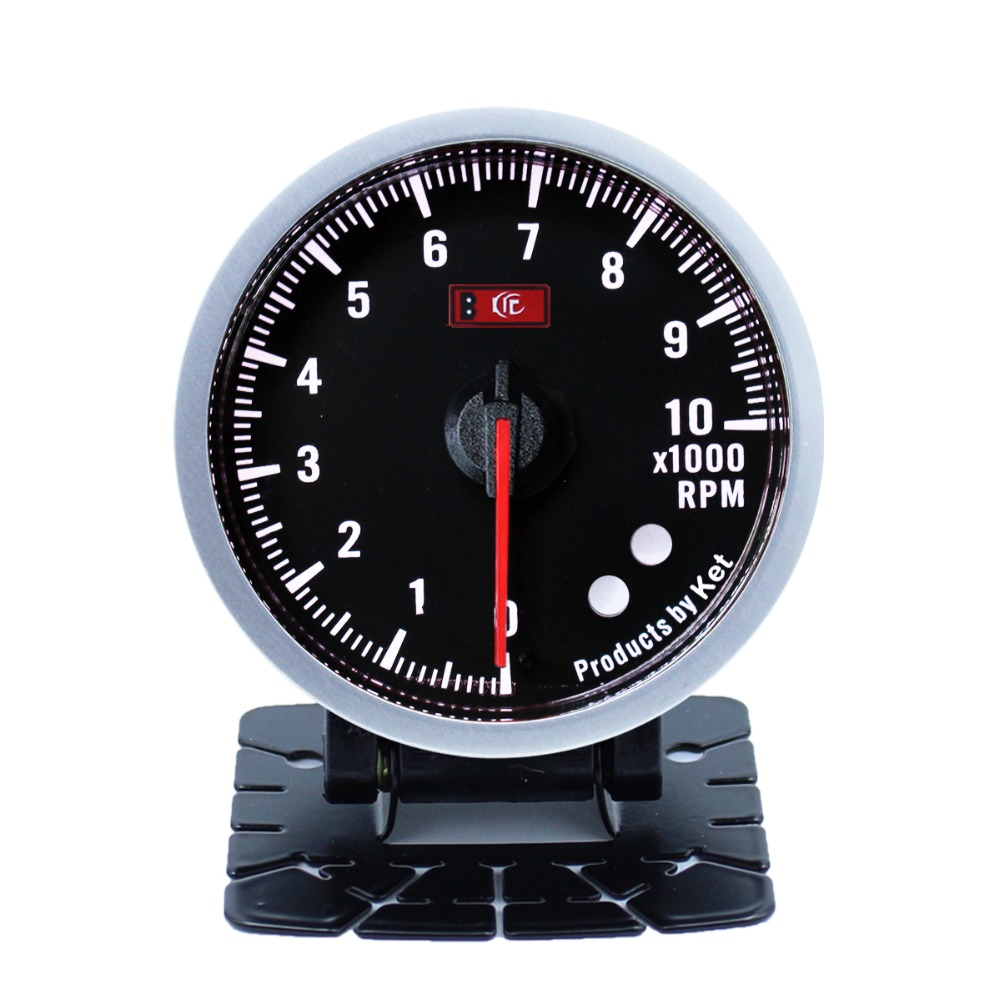 2.5 INCH 60MM Defi Advance RS Gauge Stepper Motor 7 colors Tachometer Gauge Car Auto Gauge Meter