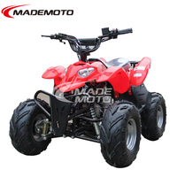 110cc 3 gears with reverse, manual brake quad bike EEC/CE approvedATV high speed and far range