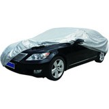 250gsm PVC & PP cotton car cover