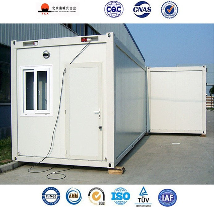Prefabricated Fast Build and Low Cost Creative Design Flatpack Mobile Container Dormitory