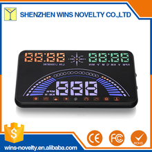 Perfect in workmanship 5.8 inch head up display hud for car