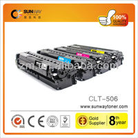 Hot sale CLP- 506 Cartridge toner cartridge for Samsung CLP-680 CLX-6260