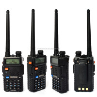 Ham Portable Baofeng UV-5R UV5R Dual Band Two Way Radio