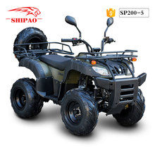 SP200-5 Shipao hot sale classic atv 200cc 4x4