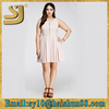 Plus size lady fashion dress