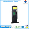 Hot Point Wifi Bar digital lockers coin/note/card operated touch screen solar panel for charging cell phone APC-06B