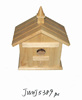 Hot selling Solid Pine Wood Birdhouse