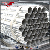 HDG galvanized pipe for water supply