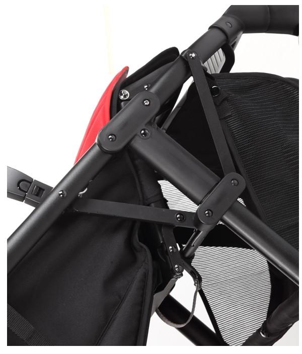 2016 new giá rẻ xe đẩy em bé nhẹ nhôm baby stroller made in china