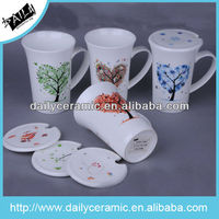 Top Grade New Bone China Cup