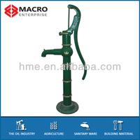 High Quality Deep Water Well Cast Iron Hand Pump