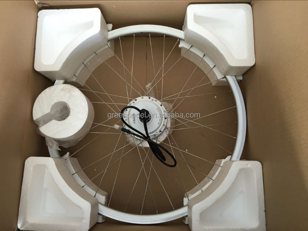 250W rear wheel electric bicycle motor