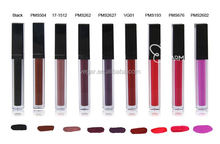 non branded minneral pigmented matte liquid lipstick lipgloss making kits