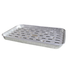 Supply high quality Aluminum foil bbq tray