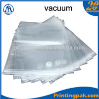 embossed vacuum storage bag for food saver reusable with pump