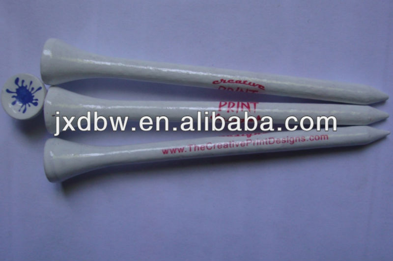 Website Printed Golf Tees Personalized China Golf Suppliers