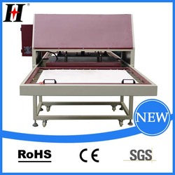 Pneumatic Double stations Cheap Price a3 digital flatbed printer/t-shirt printer price/flatbed printer a3